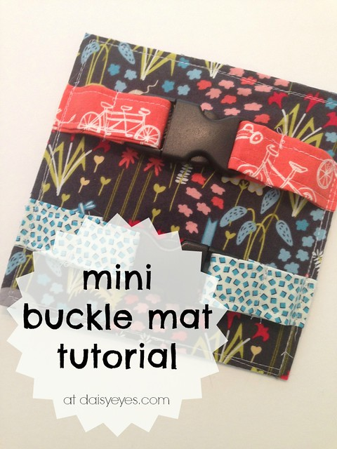 buckle tutorial cover