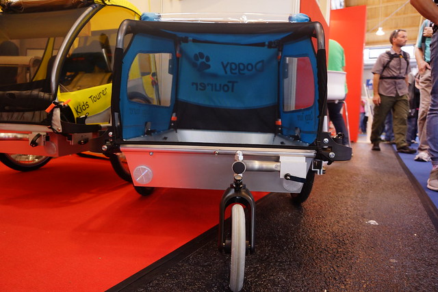 Eurobike 2014: Doggy Trailer