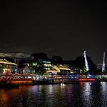 09 Viajefilos en Singapur, Clark QUay noche 01