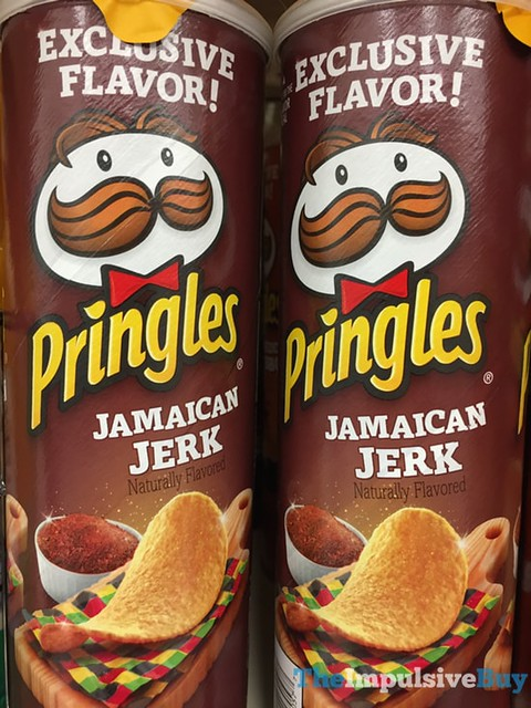 Jamaican Jerk Pringles (2017 Walgreens Exclusive)