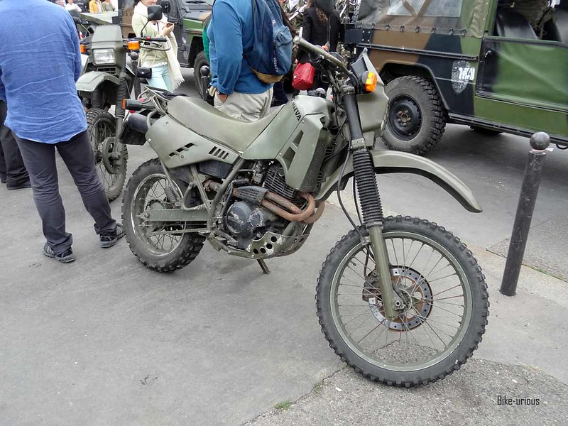 Bike-urious finds Motorcycles in Paris