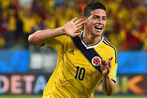 James Rodríguez: El Crack Cafetalero