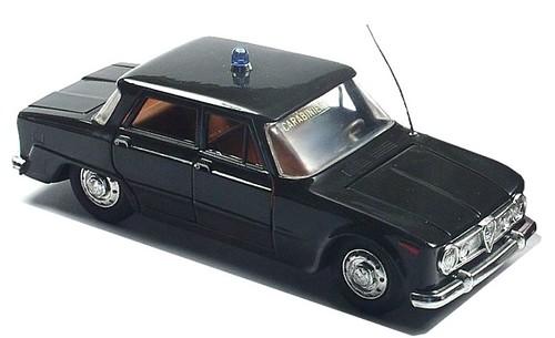TOGI Alfa Romeo Giulia Carabinieri
