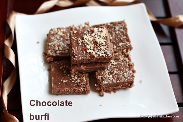 Cocoa-burfi