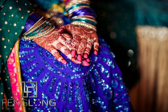 S & A Mehndi | Ashiana | Atlanta Pakistani Muslim Wedding