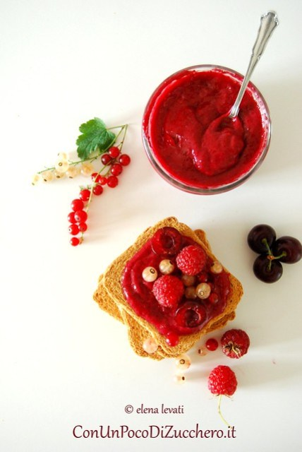 Red Fruits curd 4