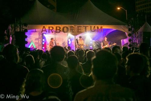 The Constantines @ Arboretum Festival