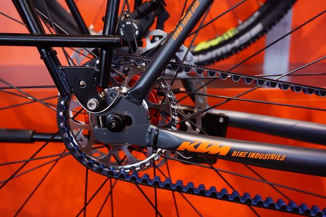 Eurobike 2014: KTM Life Lontano P18