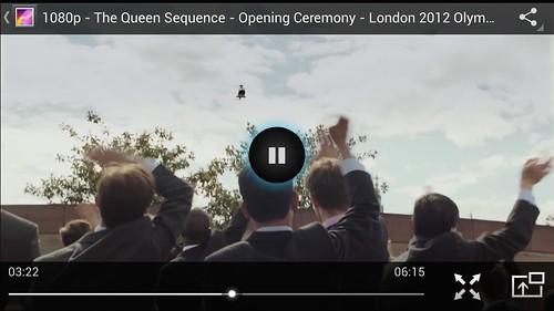ดูคลิป 1080p บน Cherry Mobile Cosmos X2
