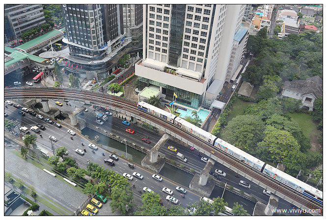 W HOTEL,W飯店,充暖喜捷運站,捷運站,曼谷,曼谷住宿,泰國 @VIVIYU小世界