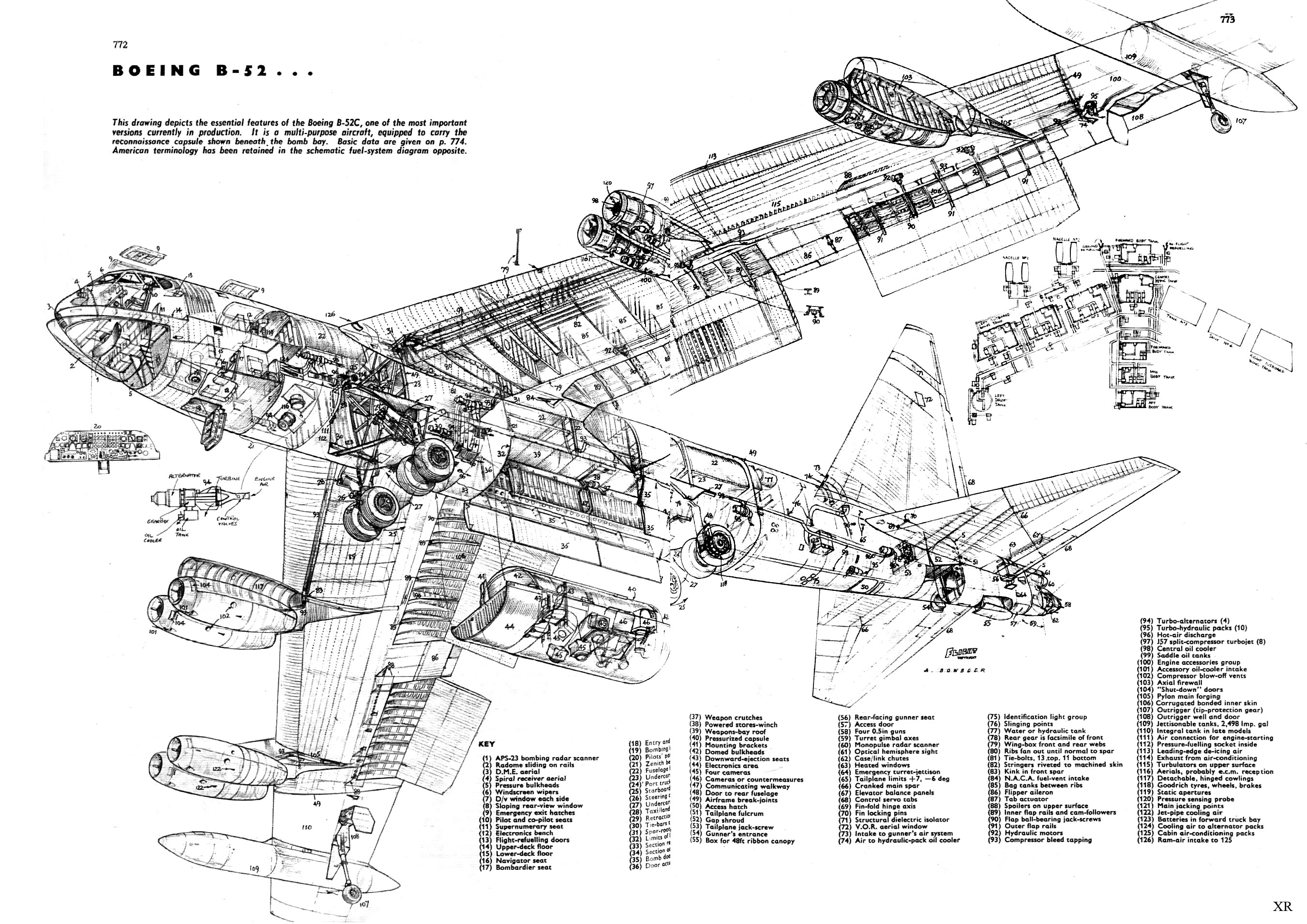 Boeing B 52 Stratofortress Flickr