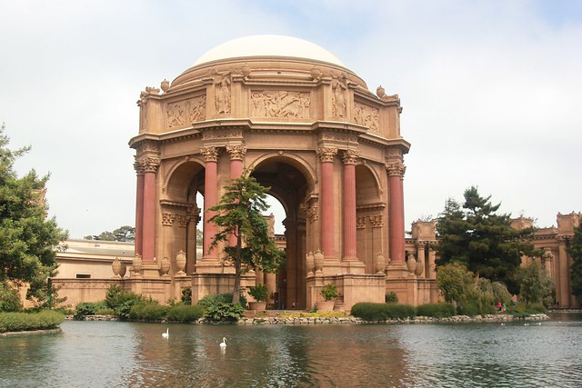 Palace of Fine Arts SF
