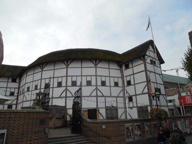 Shakespeare Globe Theatre - London, United Kingdom