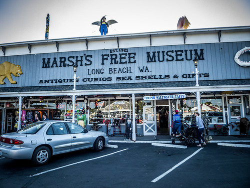 Marsh's Free Museum at Long Beach
