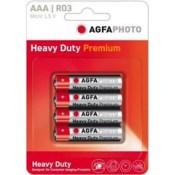 AAA Zinc Batteries PK 4.