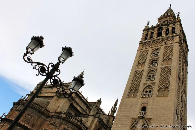 SEVILLA - La Giralda / Catedral de Santa María de la Sede
