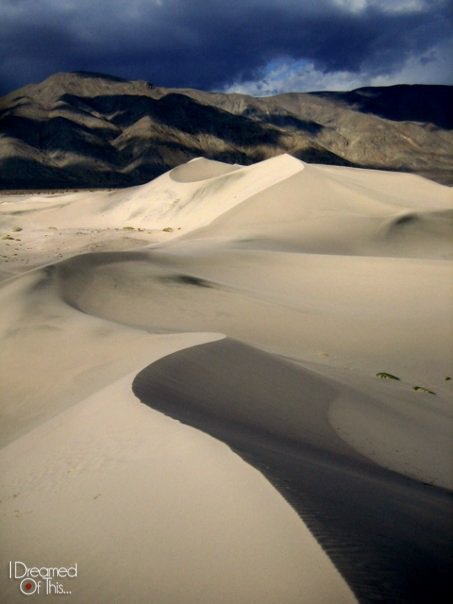 Panamint Dunes, Death Valley National Park - California