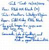 Noodler's Liberty's Elysium - Field Notes