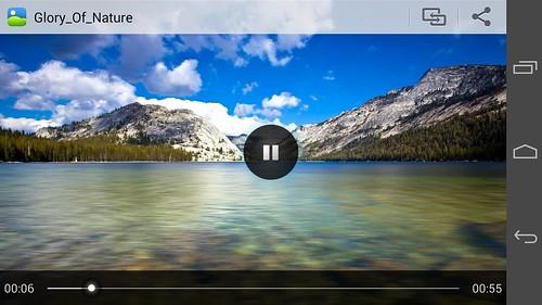 ดูคลิป 1080p บน Huawei Ascend P7