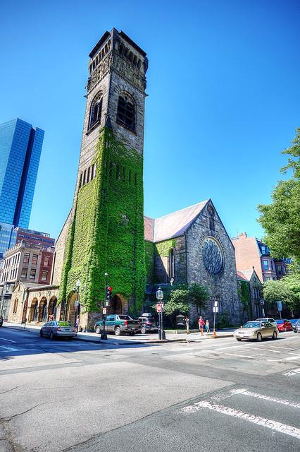 First Baptist Church of Boston.