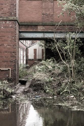Walk along Rochdale Canal