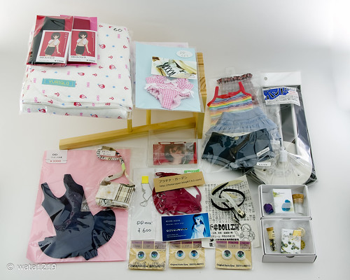 [I Doll vol.41] Goods