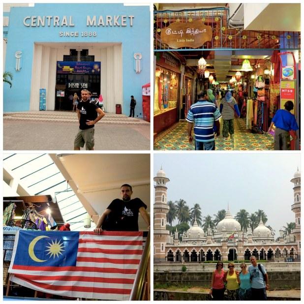 Mercado Central Kuala Lumpur