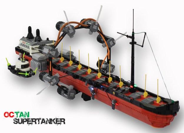 Octan Supertanker.