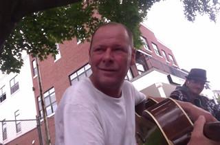 Main Street Guitarist