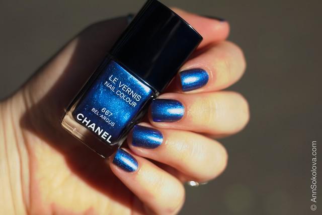 05 Chanel #667 Bel Argus