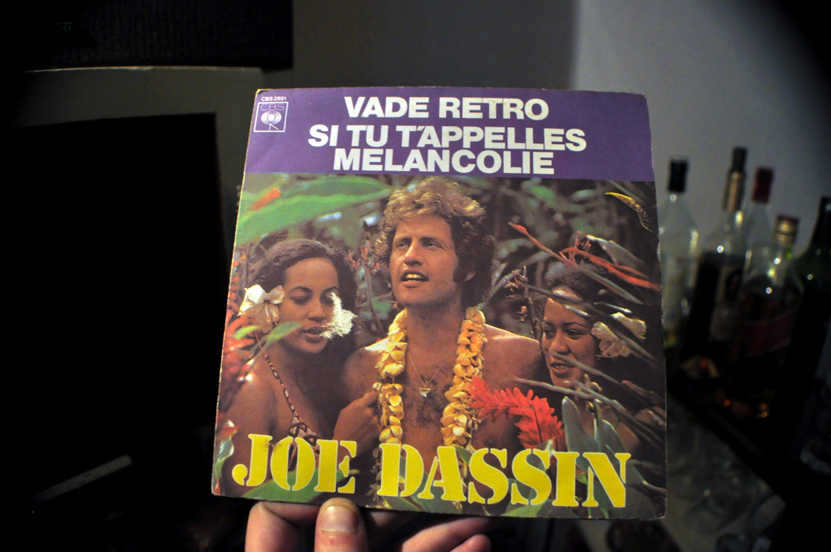 Joe Dassin 45 Tours