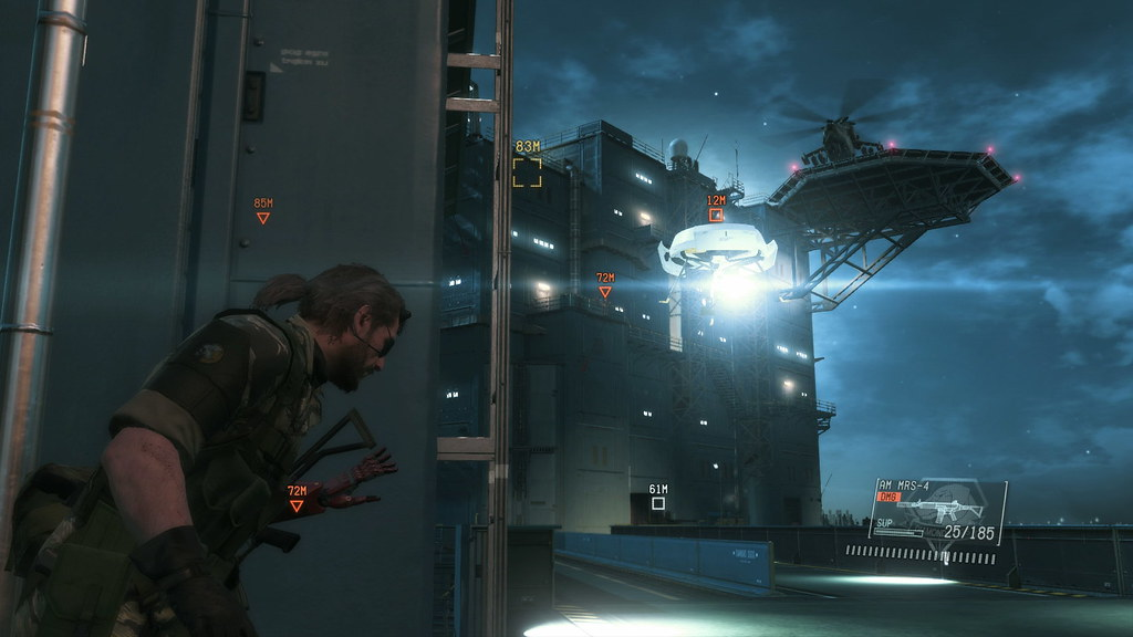 Metal Gear Solid V: The Phantom Pain - Achievements & Trophies  List 1