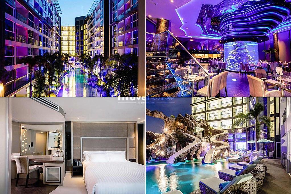 《芭达雅订房笔记》2016年30间全新开业星级酒店.酒店与别墅,芭堤雅自由行住宿推介!