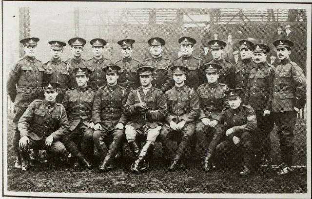 Lancashire World War One Football
