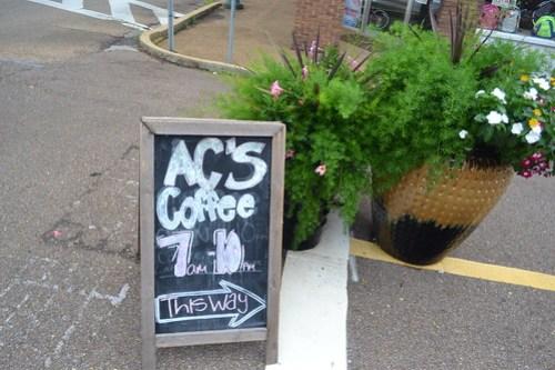 402 AC's Coffee