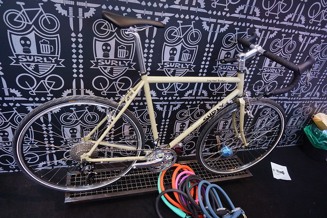 Eurobike 2014: Surly Long Haul Trucker