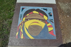 831 Sidewalk Art