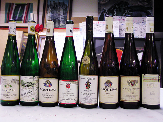 Germany Aged Riesling