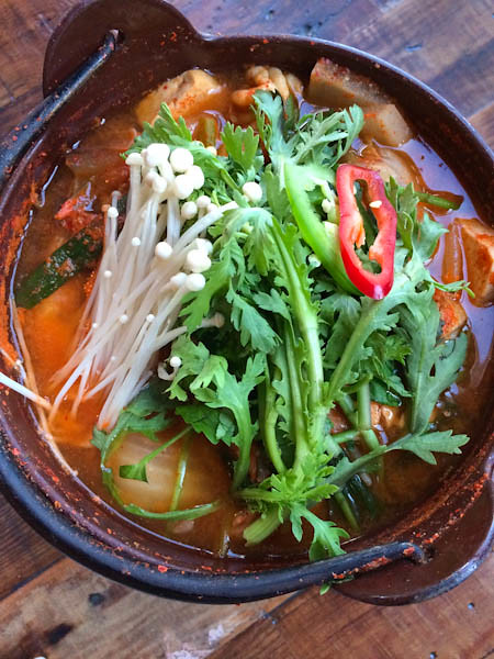 Cod Roe Stew, Dami Sushi & Izakaya