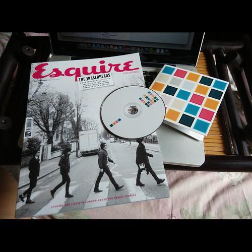 Esquire Eraserheads