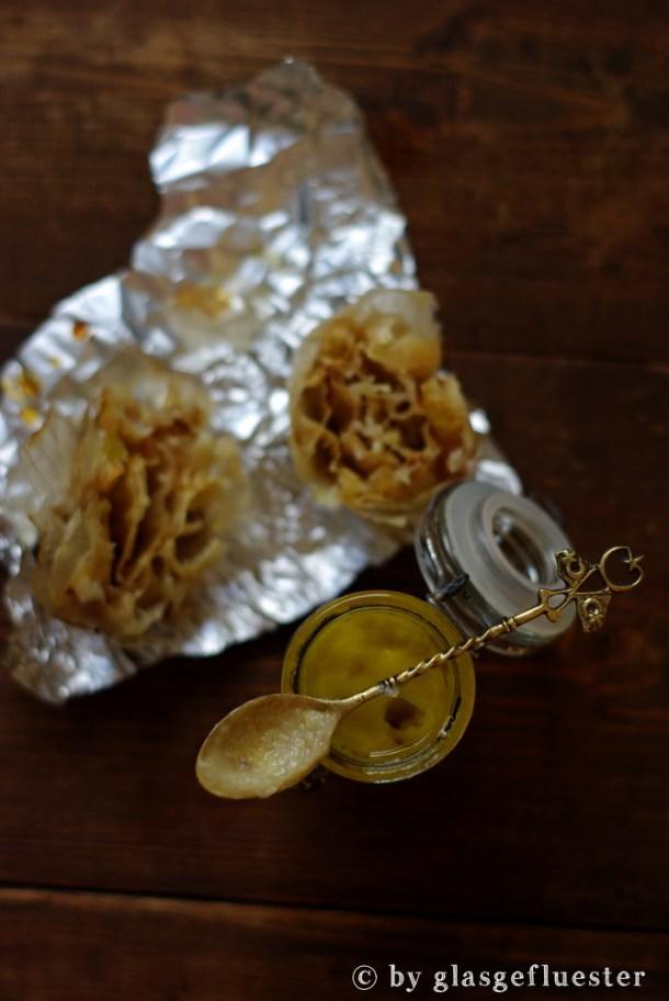 gebackener Knoblauch by Glasgeflüster 5 klein