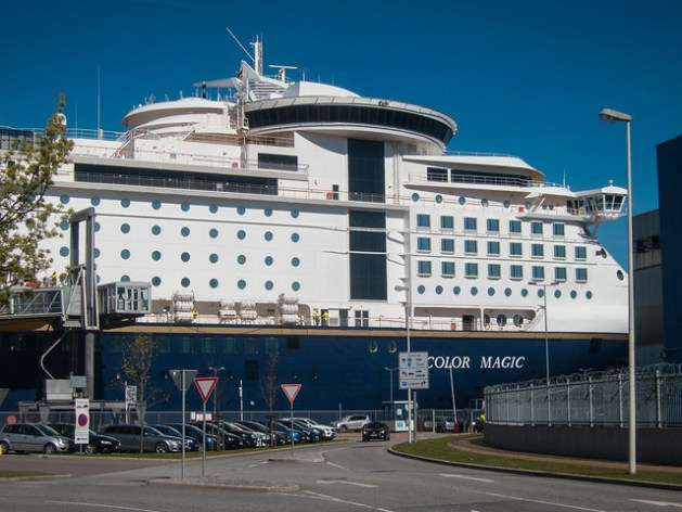 Impressionen einer Mini-Kreuzfahrt - Kiel-Oslo-Kiel - ColorLine