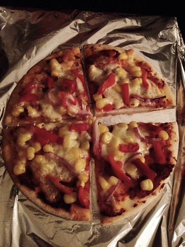Gluten & wheat free pizza