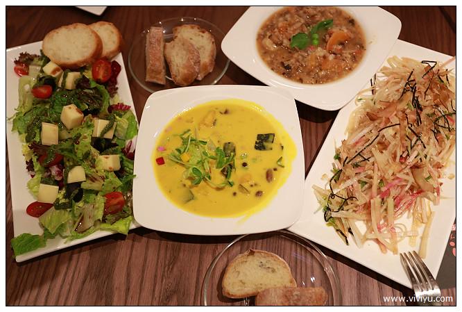 Soupes,台北,市政府,捷運站,湯,素食,美食,誠品,輕食,阪急 @VIVIYU小世界