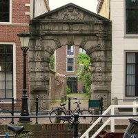 Rusticated Portal on the Nieuwegracht
