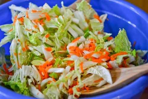 Creamy Red Curry Coleslaw-4