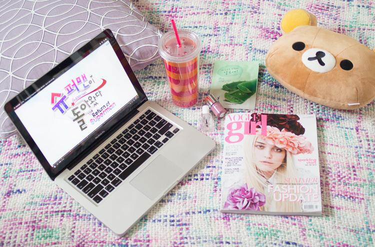 Laptop Magazine Scene