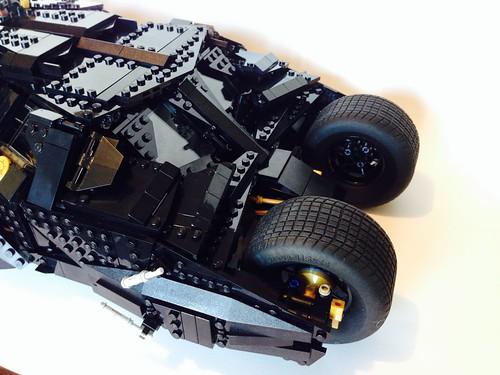 LEGO Tumbler Front Detail