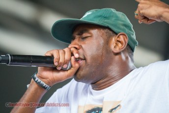 Photos | Tyler, The Creator @ Pemberton Music Festival - July 18 2014