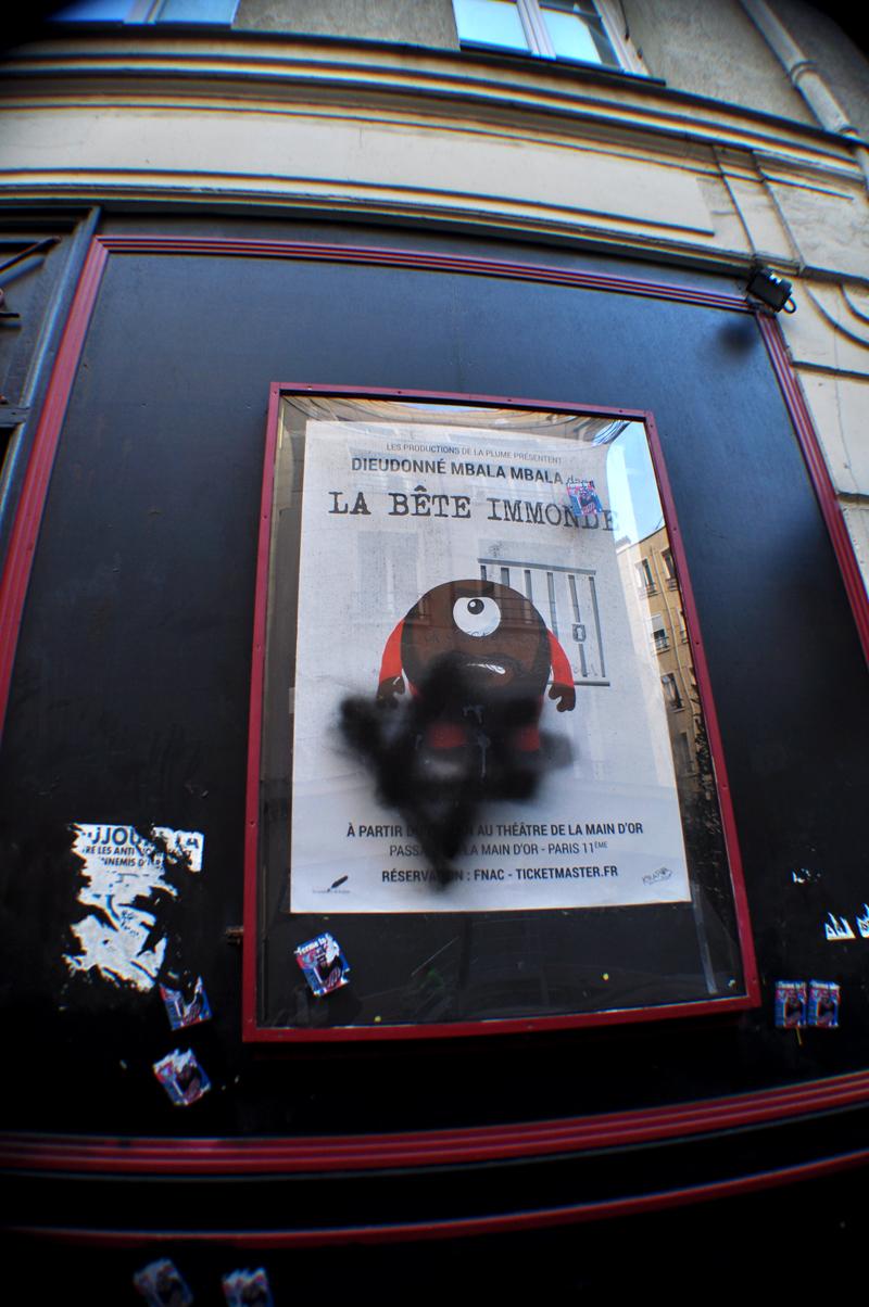 Affiche La Bête Immonde